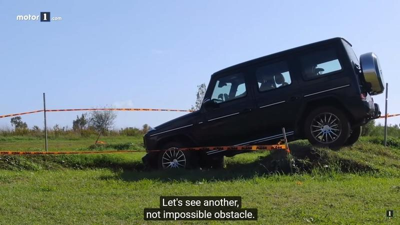 The Suzuki Jimny Squares Off With the Mercedes G-Class in an Epic Off-Road Challenge - image 877326