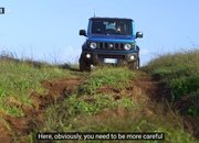 The Suzuki Jimny Squares Off With the Mercedes G-Class in an Epic Off-Road Challenge - image 877323