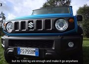 The Suzuki Jimny Squares Off With the Mercedes G-Class in an Epic Off-Road Challenge - image 877314