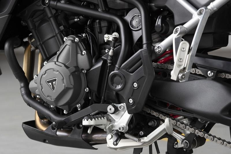 Unboxing the new Triumph Tiger 900 ADV motorcycle