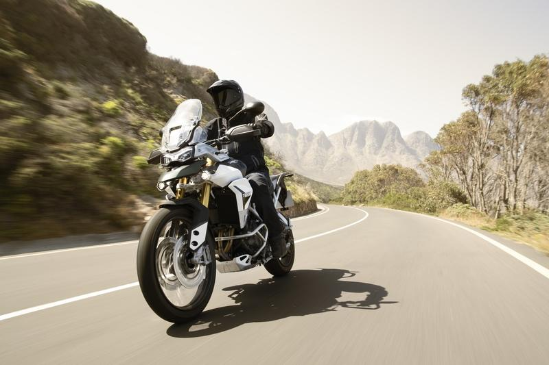 2020 Triumph Tiger 900 RALLY / RALLY PRO Exterior High Resolution Wallpaper quality - image 877521