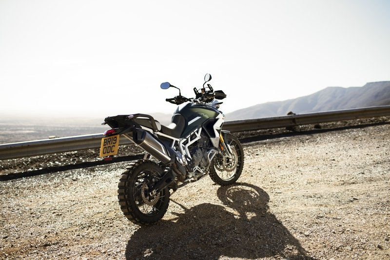 2020 Triumph Tiger 900 RALLY / RALLY PRO Exterior High Resolution Wallpaper quality - image 877493