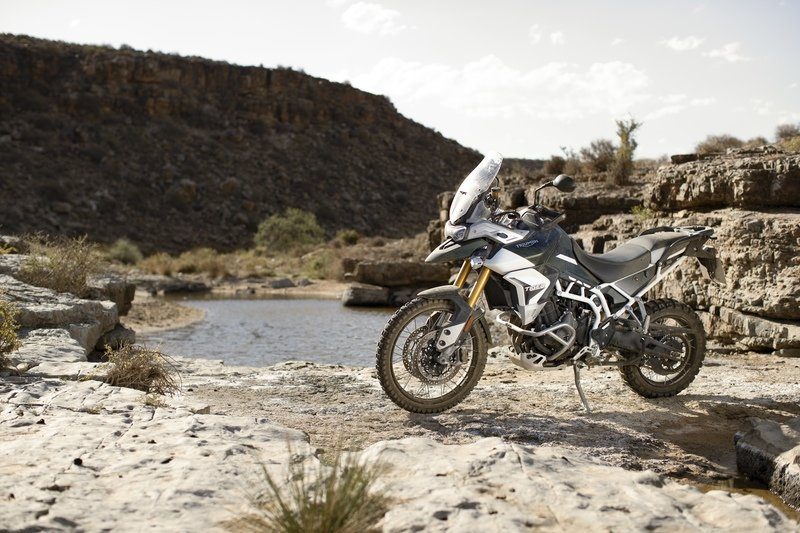 2020 Triumph Tiger 900 RALLY / RALLY PRO Exterior High Resolution Wallpaper quality - image 877497