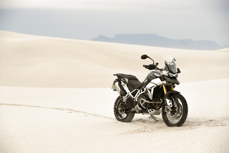 2020 Triumph Tiger 900 RALLY / RALLY PRO Exterior High Resolution Wallpaper quality - image 877499