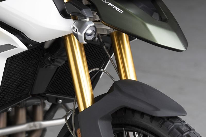2020 Triumph Tiger 900 RALLY / RALLY PRO Exterior High Resolution - image 877509