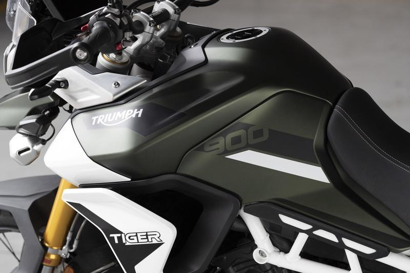 2020 Triumph Tiger 900 RALLY / RALLY PRO Exterior High Resolution - image 877510