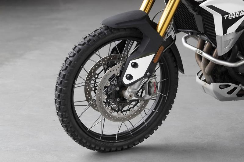 2020 Triumph Tiger 900 RALLY / RALLY PRO Exterior High Resolution - image 877513
