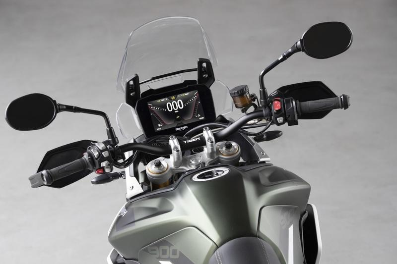 2020 Triumph Tiger 900 RALLY / RALLY PRO Exterior High Resolution - image 877519