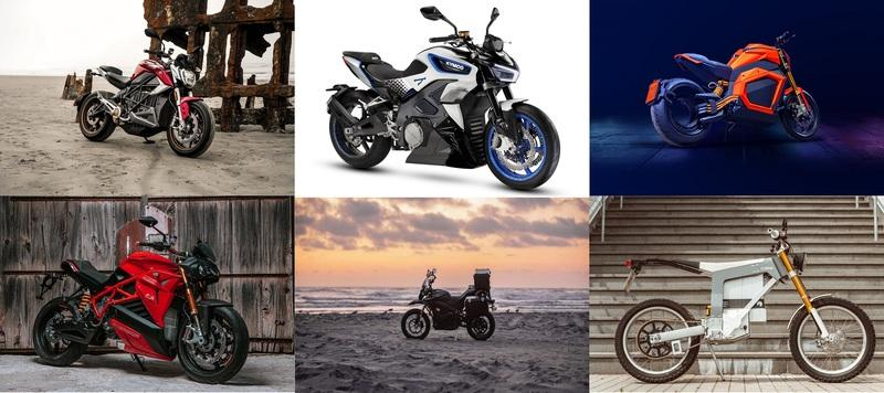 Top 5 new Electric Motorcycles coming in 2020