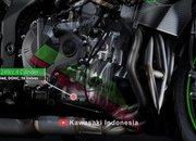 Kawasaki's baby Ninja ZX-25R is quite the screamer at 17,000 rpm -Take a listen - image 877628