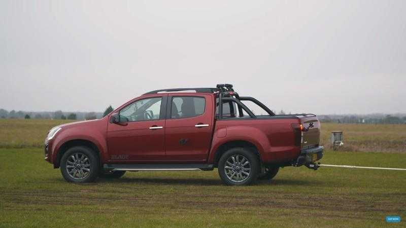 Video - Can The Mercedes X-Class Win a Tug-O-War Battle With the Toyota Hilux and Isuzu D-Max?