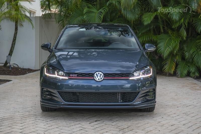 2019 Volkswagen Golf GTi - Driven