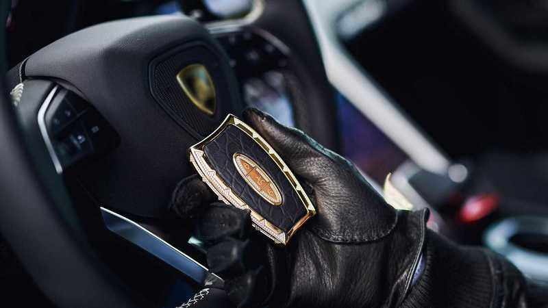 Watch Shmee Show Off a Custom Bugatti Chiron Key Fob That Might Cost More Than the House You Live In