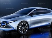 Why the Mercedes EQA EV Won't Be a Hatchback - image 876324