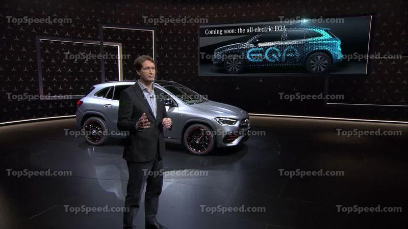 Why the Mercedes EQA EV Won't Be a Hatchback