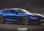 X-Tomi Design Strikes Again, This Time with the 2021 Jaguar F-Type R Shooting Brake - image 878098