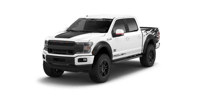 2020 Ford F-150 SC by Roush