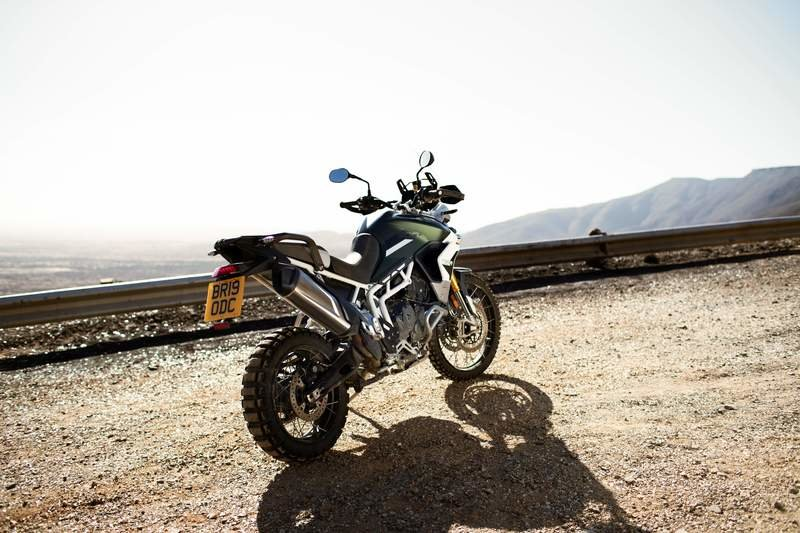 2020 Triumph Tiger 900 Rally / Rally Pro - image 880228
