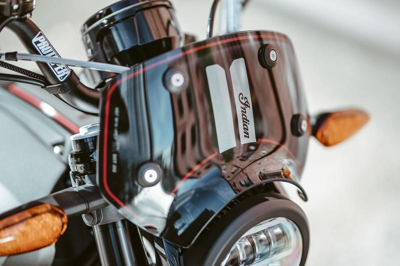 2020 Indian Motorcycle FTR RALLY