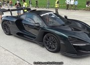 A McLaren P1 and Senna Pull Up to the Drag Strip and the Results Are Surprising - image 879799