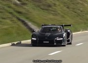 A McLaren P1 and Senna Pull Up to the Drag Strip and the Results Are Surprising - image 879801