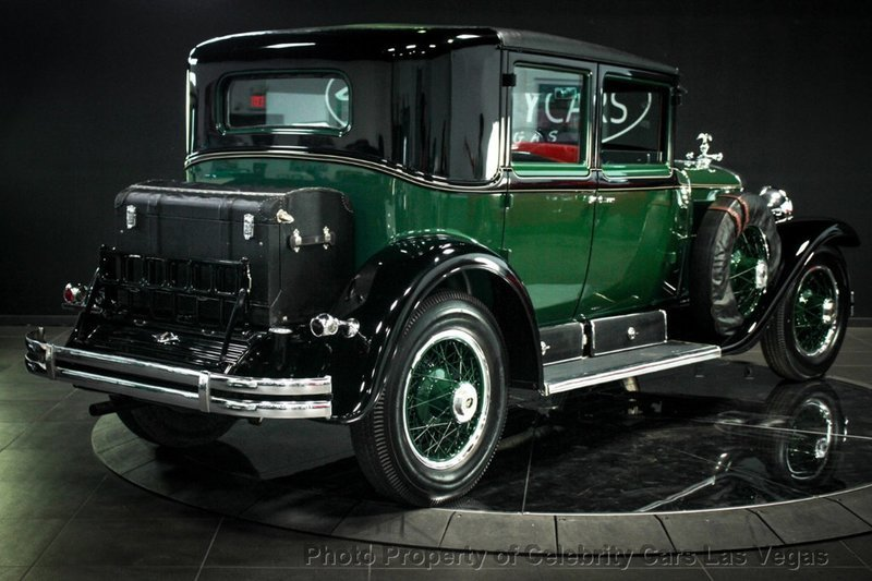 Al Capone's Armored 1928 Cadillac is for Sale at the Low Price of Just $1 Million