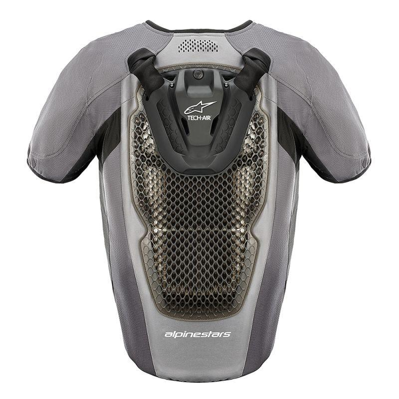 Alpinestars and Dainese taking motorcycle-jacket airbag systems to a new level: