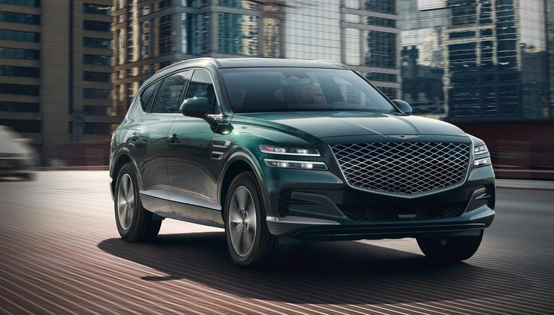 America's Version of the Genesis GV80 Has Arrived to Take on the Luxury SUV Market