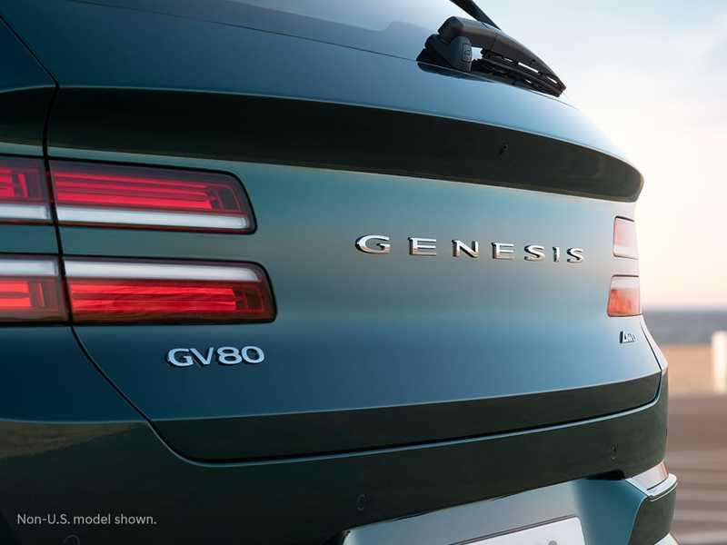 America's Version of the Genesis GV80 Has Arrived to Take on the Luxury SUV Market Exterior - image 882972