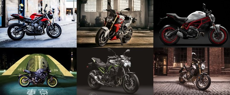 Top Speed Top Six Naked Streetfighter motorcycles to buy under $10,000