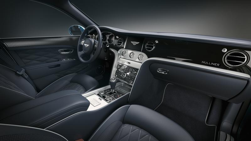 2020 Bentley Mulsanne 6.75 Edition