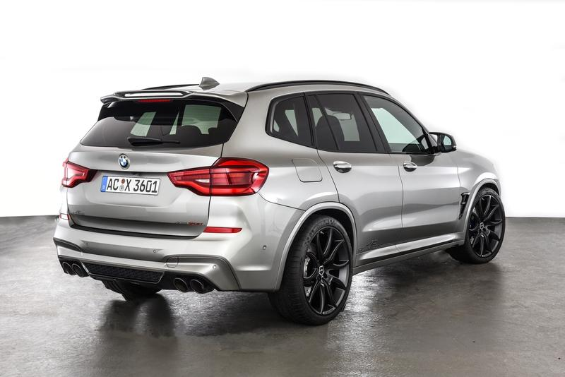 2020 BMW X3 M Competition by AC Schnitzer Exterior - image 881457