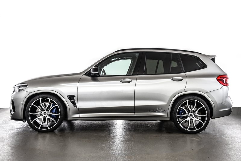 2020 BMW X3 M Competition by AC Schnitzer Exterior - image 881440