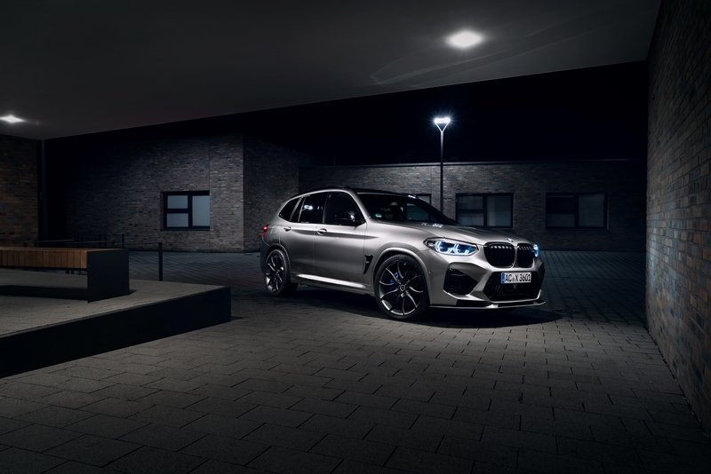 2020 BMW X3 M Competition by AC Schnitzer