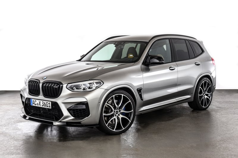 2020 BMW X3 M Competition by AC Schnitzer Exterior - image 881446