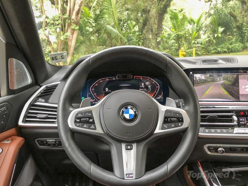 2020 BMW X7 - Driven Interior - image 879984