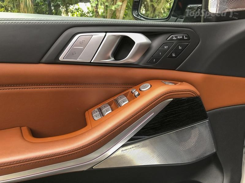 2020 BMW X7 - Driven Interior - image 879989