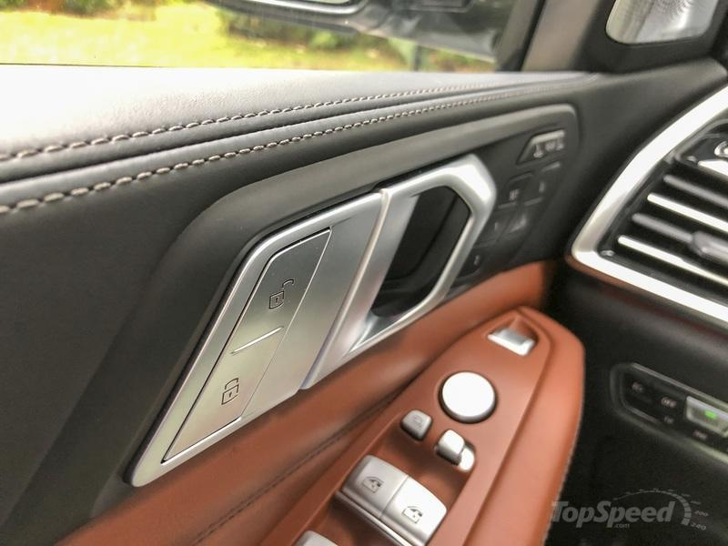 2020 BMW X7 - Driven Interior - image 879990