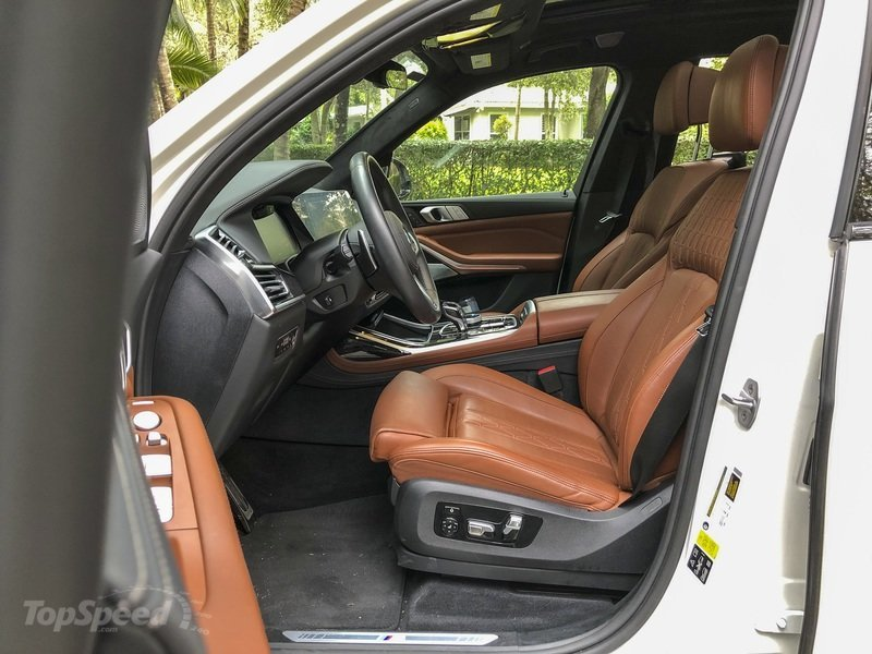 2020 BMW X7 - Driven Interior - image 879982