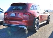 BMW X7 vs Mercedes-AMG GLC vs Model X Drag Race: Hoping Your Kids Won't Puke - image 881089