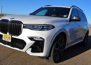 BMW X7 vs Mercedes-AMG GLC vs Model X Drag Race: Hoping Your Kids Won't Puke - image 881090