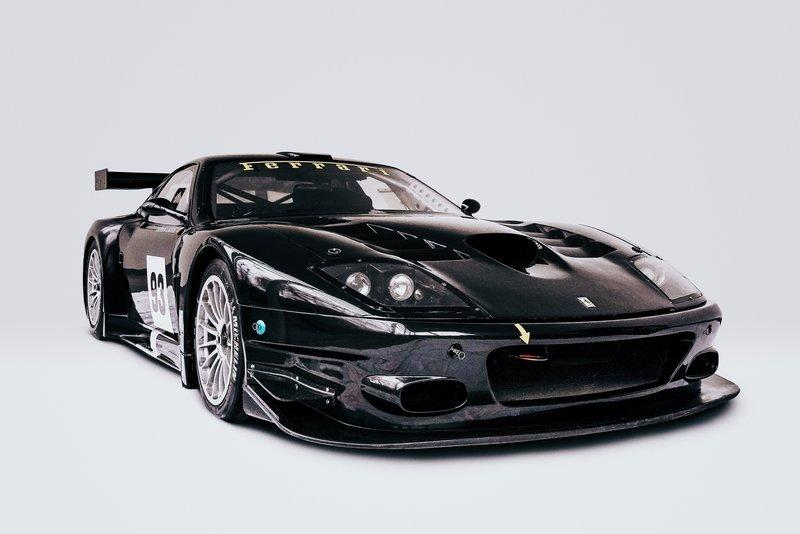 Car For Sale: 2005 Ferrari 575 GTC Evoluzione Exterior - image 881495