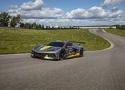 The Chevrolet Corvette C8 Now Has an Official Nurburgring Lap Time - image 879846