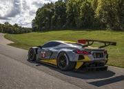 The Chevrolet Corvette C8 Now Has an Official Nurburgring Lap Time - image 879847