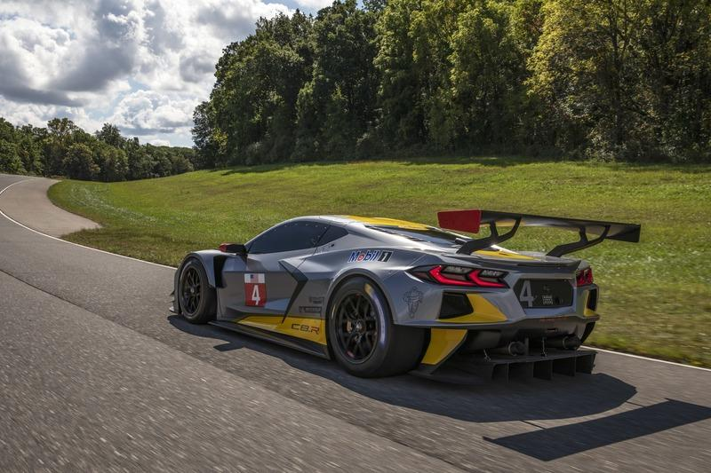 The Chevrolet Corvette C8 Now Has an Official Nurburgring Lap Time