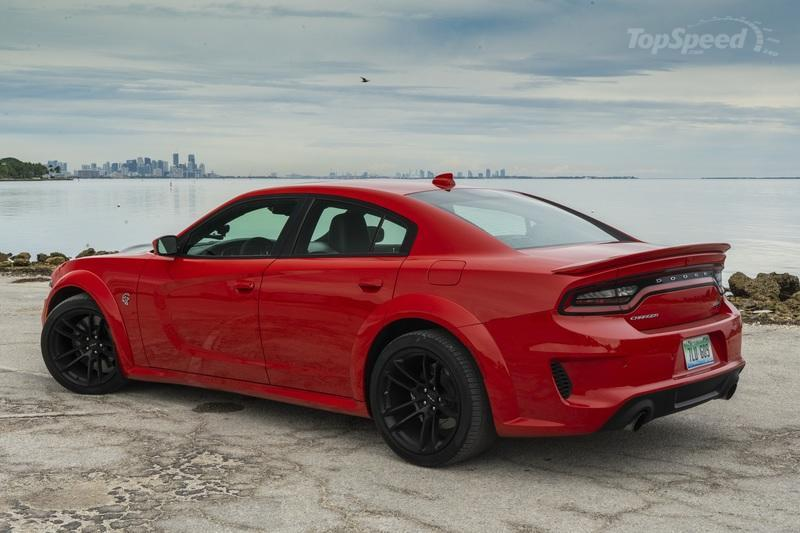 2020 Dodge Charger SRT Hellcat Widebody – Driven