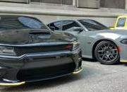 Dodge Is Changing the Challenger and Charger Splitter Guards From Yellow to Pink - image 880633