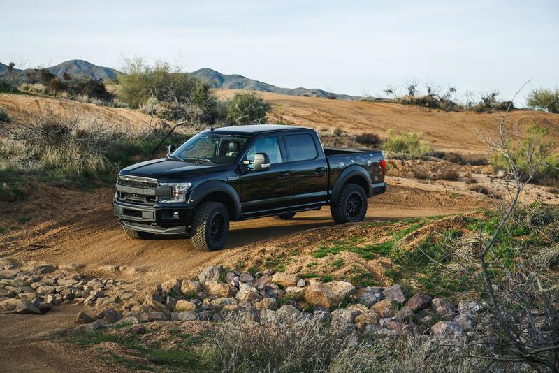 2020 Ford F-150 5.11 Tactical Edition by Roush Performance