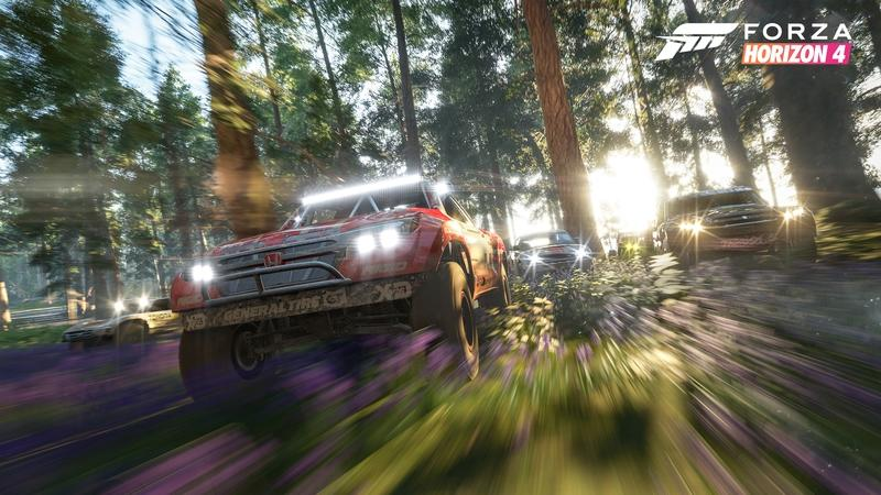 Forza Horizon 4's Eliminator Mode Opens The Door For the Arrival of Some Sweet Rides