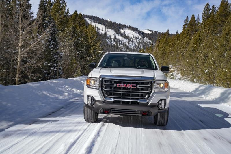 GMC Ups The Ante By Introducing The Off-Road AT4 Trim for The 2020 Canyon Exterior - image 880034